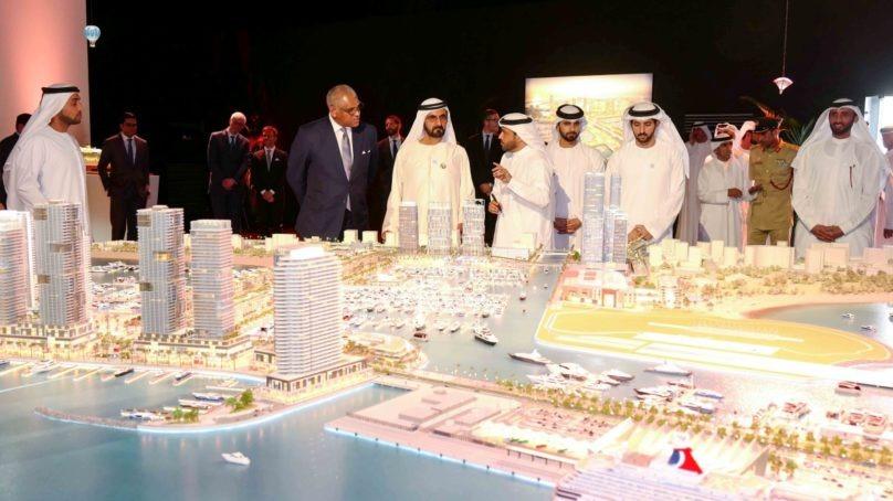 'Dubai Cruise Terminal' becomes a main hub for cruise tourism