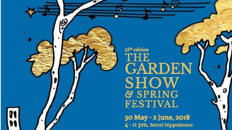 The 15th edition of the Garden Show & Spring Festival kicked off yesterday