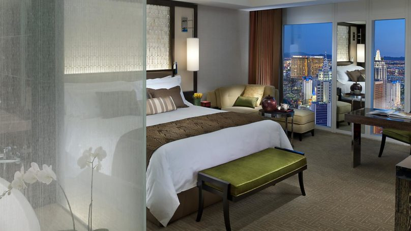 CityCenter, partially owned by a Dubai World subsidiary to sell the Mandarin Oriental Las Vegas