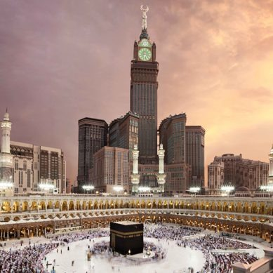 Dubai leads hotel rooms' pipeline with 42,000 rooms under construction, Makkah is second with 26,000