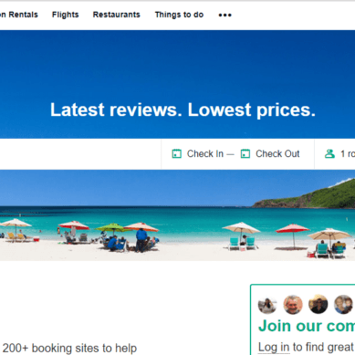 TripAdvisor has a massive influence on a USD 5 Trillion global travel economy, research shows