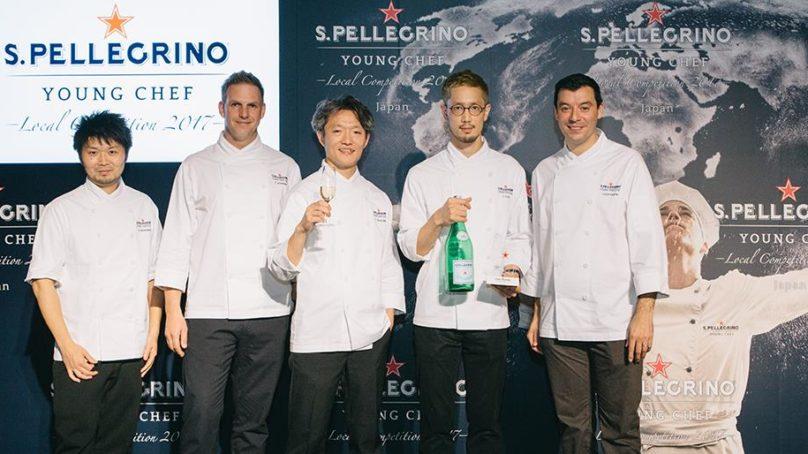 Yasuhiro Fujio is the new S.Pellegrino Young Chef