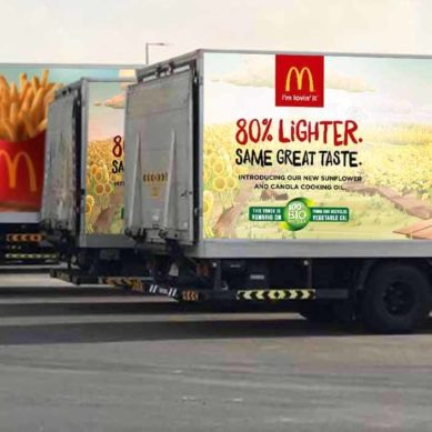 McDonald's UAE to boost its usage of biodiesel