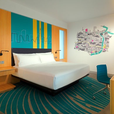 Aloft City Centre Deira opens, a partnership between Marriott International and Majid Al Futtaim
