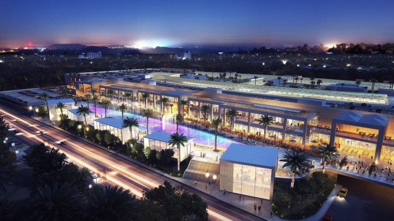 Al Araimi Boulevard, a new entertainment multiplex is coming to Oman