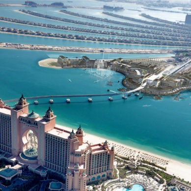 Nakheel awards USD 18 million contract for dancing fountain at The Pointe at Palm Jumeirah, a dining and leisure destination opening Q4 2018