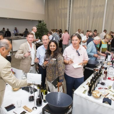 The UVL promoted 19 Lebanese wines in Amsterdam