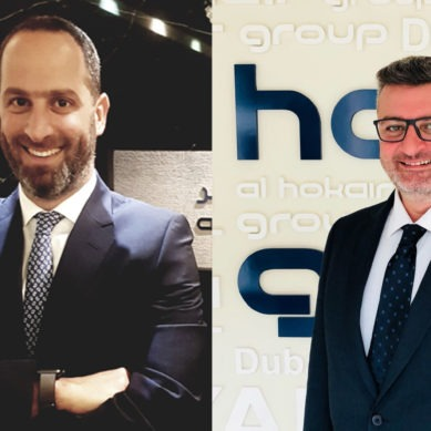 New senior appointments at Al Hokair