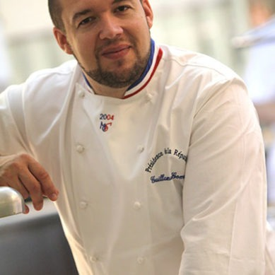 Elysée Palace Head Chef Guillaume Gomez on Gastro-Diplomacy