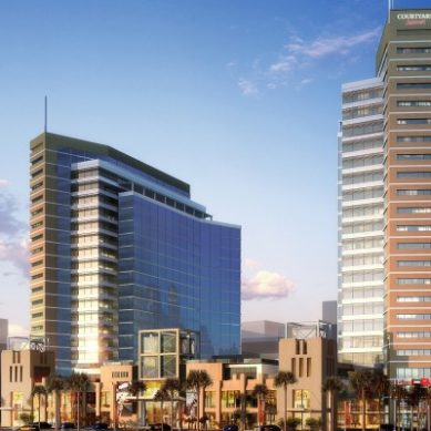 USD 125 million Fujairah Business Centre to bring 228-room hotel