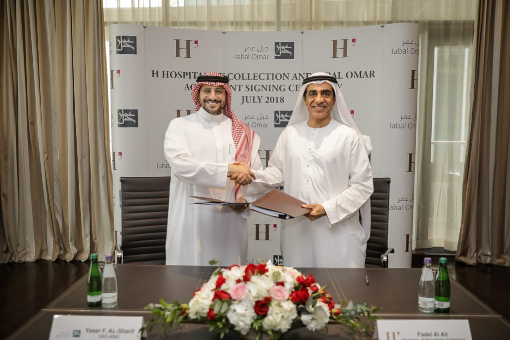 H Hospitality Collection signs agreement with KSA-based