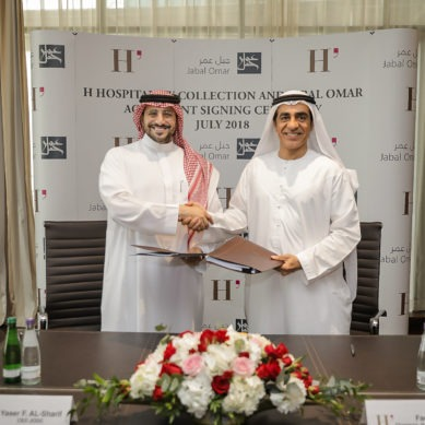 H Hospitality Collection signs agreement with KSA-based Jabal Omar Development to operate new five-star hotel in Makkah