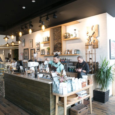 New specialty coffee shop opens in Dubai's Business Bay