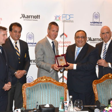 Marriott launches Tahseen Hospitality Training program in Egypt