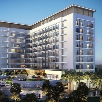 Emaar's Rove La Mer to open in mid 2020