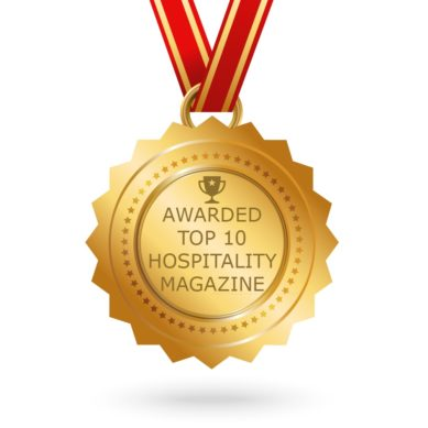 Feedspot selects Hospitality News ME among the Top 10 hospitality magazines