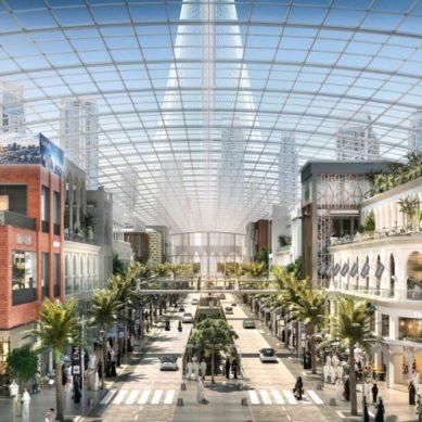 Dubai Holding and Emaar launched Dubai Square, a mega retail and hospitality destination
