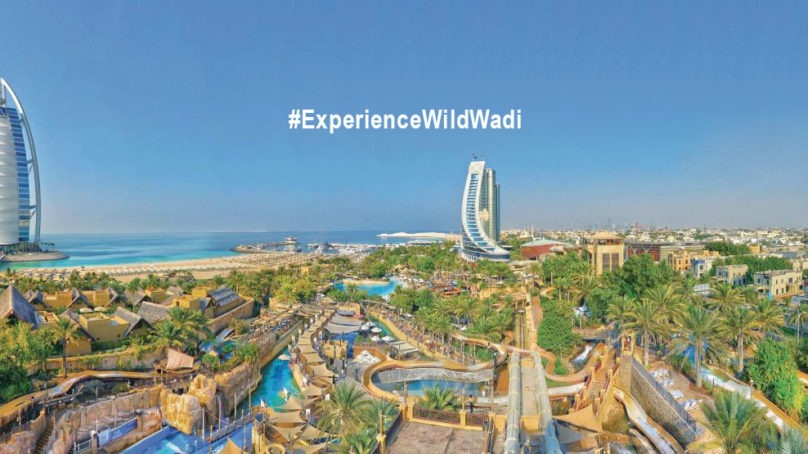 Dubai's Wild Wadi Waterpark and Hurghada's Makadi Water World among the world's top 10 water parks in the world