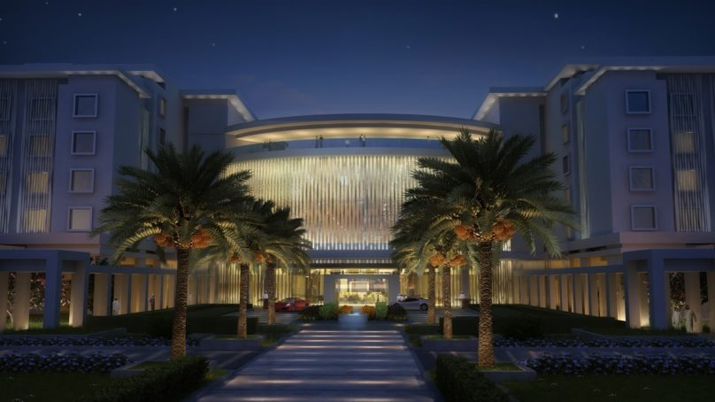 Development of Oman's JW Marriott Development at Madinat Al Irfan is on schedule