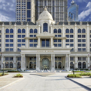 Habtoor's St Regis in Dubai changes name
