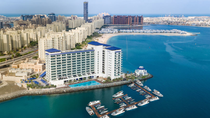 USD 4 million invested by Nakheel in new marinas at Dubai's Palm Jumeirah