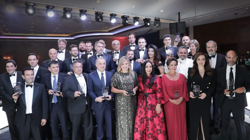 Four hospitality and food service stakeholders awarded among Forbes Lebanon 100