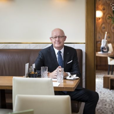 Kempinski's Henk Meyknecht expects to see long-term growth, particularly in the luxury segment