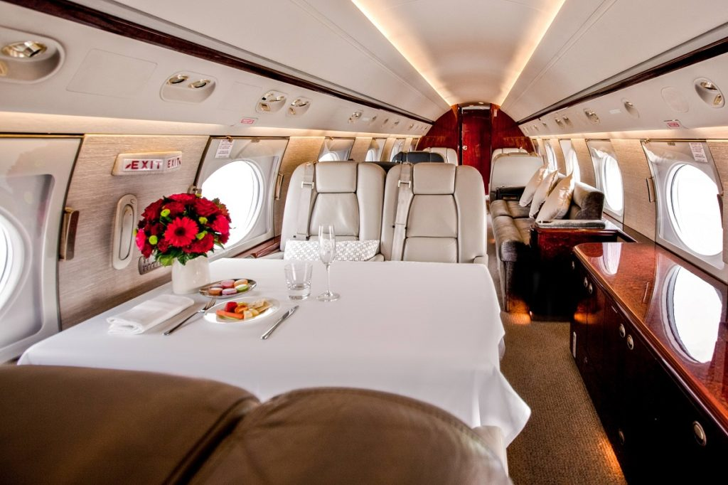 New Private Jet Launched By Anantara Hotels Resorts Spas