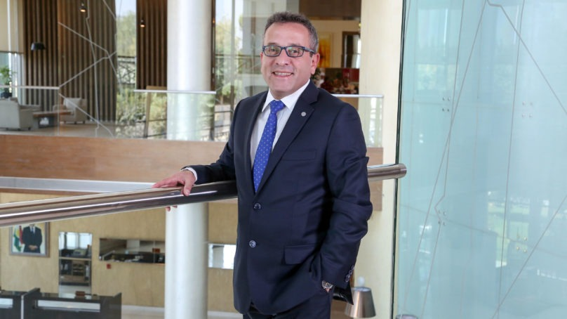 Ramy Haykal appointed as cluster GM for Erbil Rotana & Erbil Arjaan by Rotana