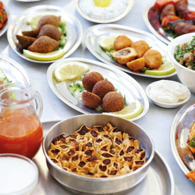 Armenian Food: The Gastronomic Delights of a Diaspora