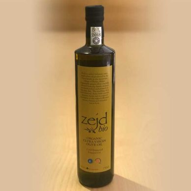 Zejd Olive Oil Awarded