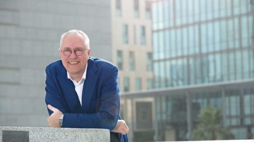 Hyatt's Kurt Straub wants to 'grow with intent'