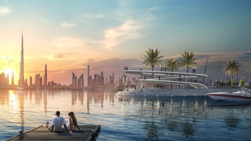 Dubai Creek Harbour to reveal Creek Marina this December, Vida Harbour Point hotel to follow