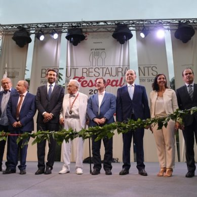 Beirut Restaurants Festival kicked off its third edition