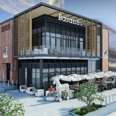 Indian Basanti & Co restaurant is coming to Dubai's Bluewaters Island