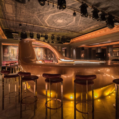 A new nightlife destination opens at FIVE Palm Jumeirah: Secret Room