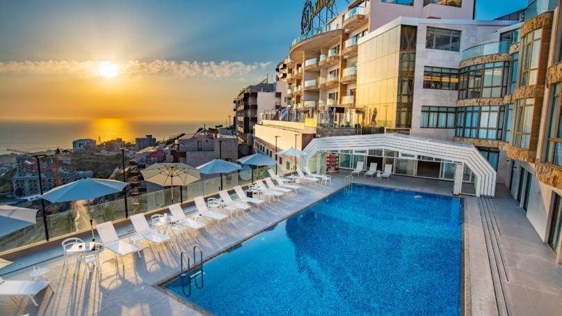 Five-star Maximus Hotel is welcoming guests in Byblos, Lebanon