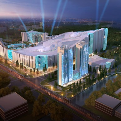 Majid Al Futtaim's bringing VOX to the KSA, and building a large indoor ski park in China