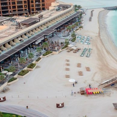 Nakheel debuts UAE's first floating pool at Palm Jumeirah