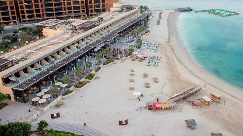 Nakheel debuts UAE's first floating pool at Palm Jumeirah