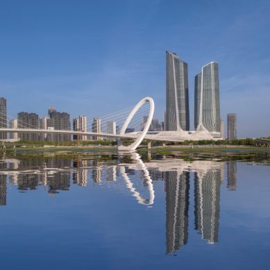 Jumeirah Group launches luxury hotel in Nanjing, China designed by Zaha Hadid