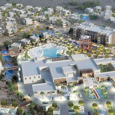 The Green Peak Adventure Resort is coming to Oman