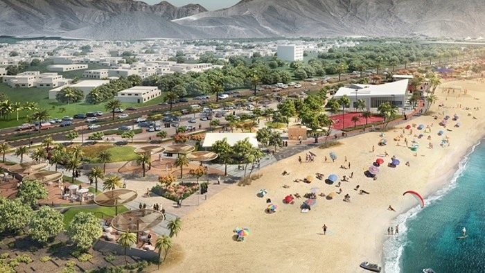 Shurooq launches beach hospitality project in Khorfakkan