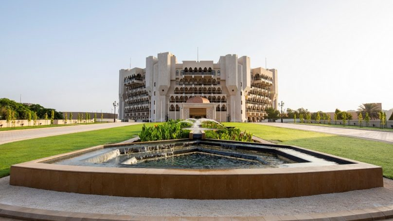 Oman-based Al Bustan Palace, A Ritz-Carlton Hotel, reopened to guests