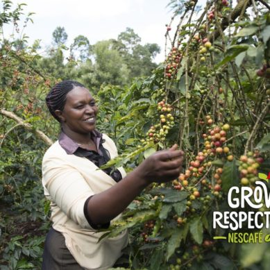 Nescafé celebrates coffee farmers and their communities