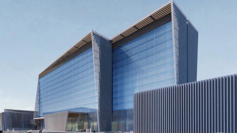 Work on the 400-room Hilton Garden Inn Kuwait is in progress