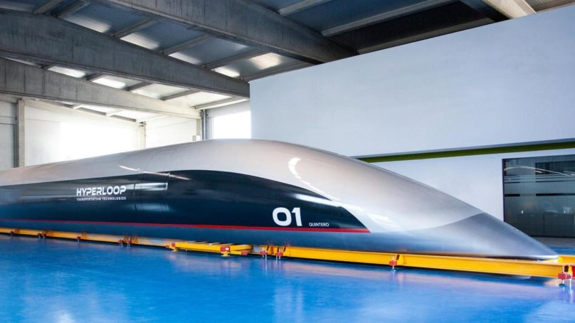 First commercial hyperloop coming to Abu Dhabi in Q3 2019