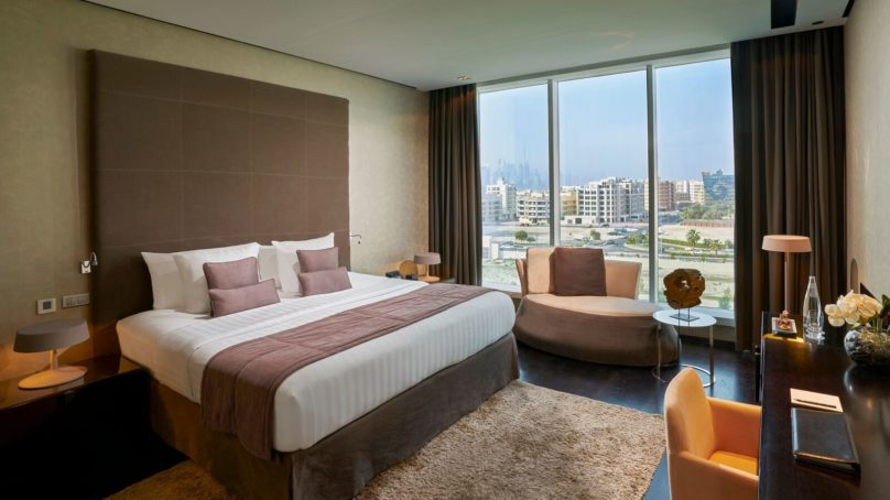 The Canvas Hotel is Accorhotels' latest addition to its Dubai portfolio