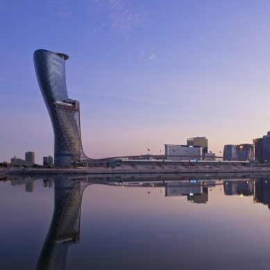 Hyatt's Andaz hotels debut in the Middle East with Abu Dhabi property