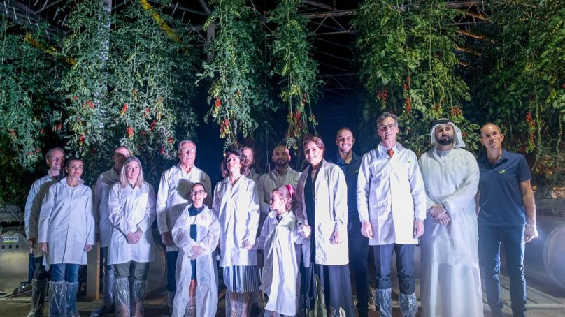 Agritech startup Pure Harvest Smart Farms launches high tech greenhouses